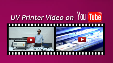 UV Printer Video