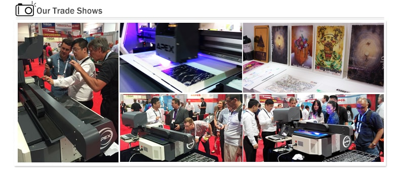 APEX Digital Flatbed UV Printer   DTG Textile Printer 71458d2f27