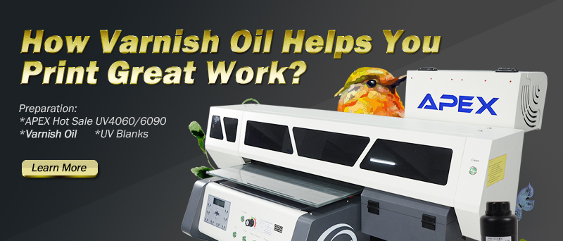 Amazing Varnish Oil helps you print great work