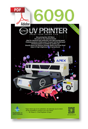 Download Apex UV6090 Manual