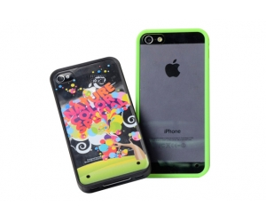 Double Side Printing Case for iPhone 5/5s