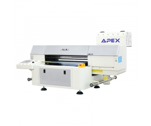 DX5 Print Head 40*60cm New Type Desktop UV Printer-Old Version
