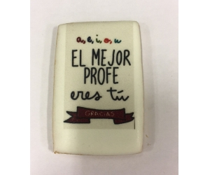 Spain customer print biscuit with edible ink