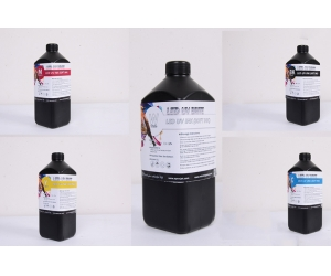 UV Ink For EPSON DX5 Print Head (Soft Ink)