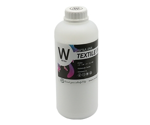 White Ink, only for Dark Textile