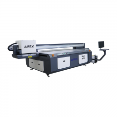 China Digital Flatbed UV Printer UV2513-Fabrik