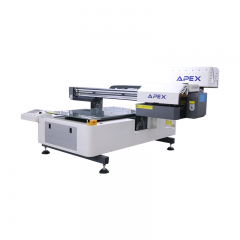 China Digital Flatbed UV Printer UV6090B factory