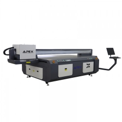 China Digital Flatbed UV Printer RH2513 factory