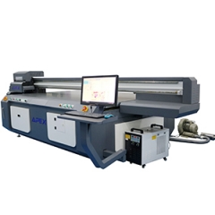 China Digital UV Flatbed Printer UV2513 factory