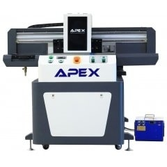 China Digital UV Flatbed Printer UV7110 factory