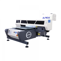 China Digital Flatbed UV Printer UV6090 factory