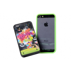 China Double Side Printing Case for iPhone 5/5s for UV Printing factory