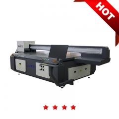China Ricoh Gen5 Print Head 2500*1300mm Large Format UV Printer factory