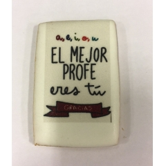 China Spain customer print biscuit with edible ink factory