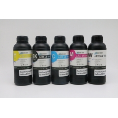Κίνα εργοστάσιο UV Ink for Ricoh GEN5 INK (Soft Ink)