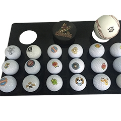 China UV Print Baseball & Golf ball factory