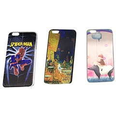 China UV Printing on Phone Case factory